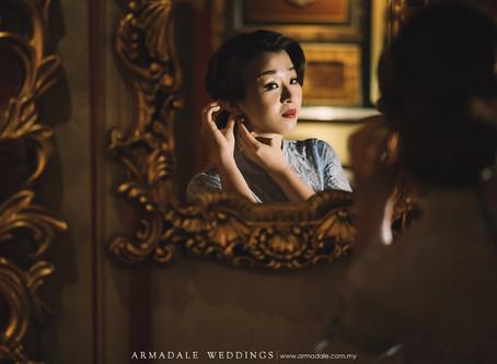 Pre-Wedding in Suzie Wong | Celebrating Michelle & Donovan