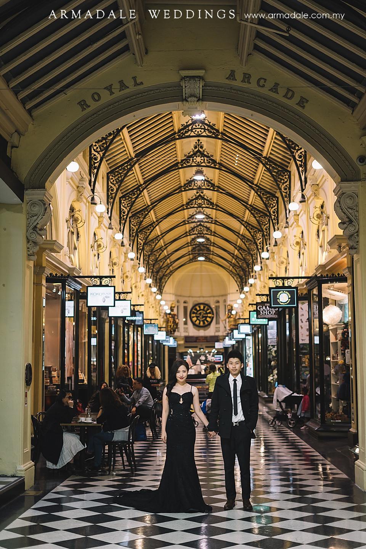Melbourne Pre-Wedding