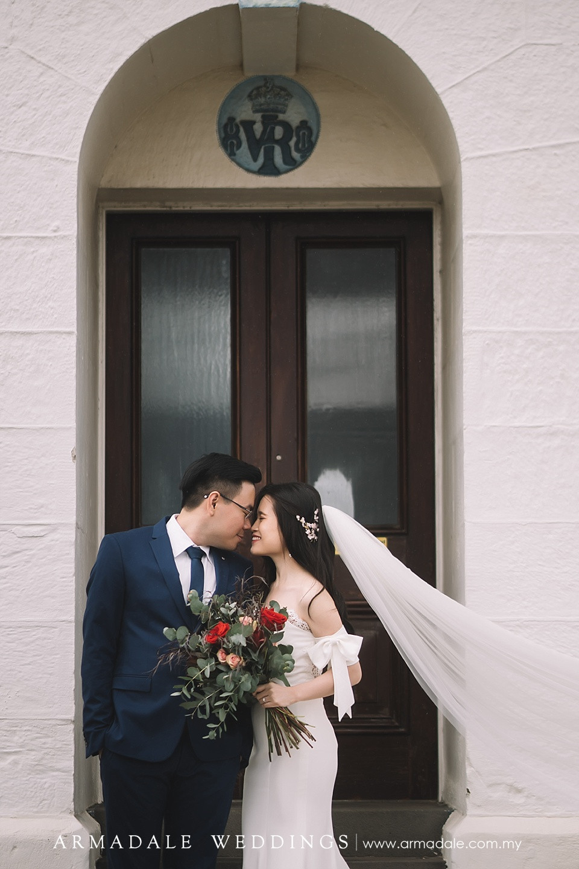 Sydney Australia Pre-Wedding