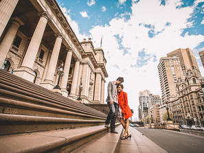 Melbourne Pre-Wedding - Loretta & Raymond