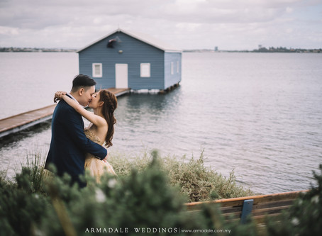 Perth Pre-Wedding | Celebrating Ming Hui & Ye Young