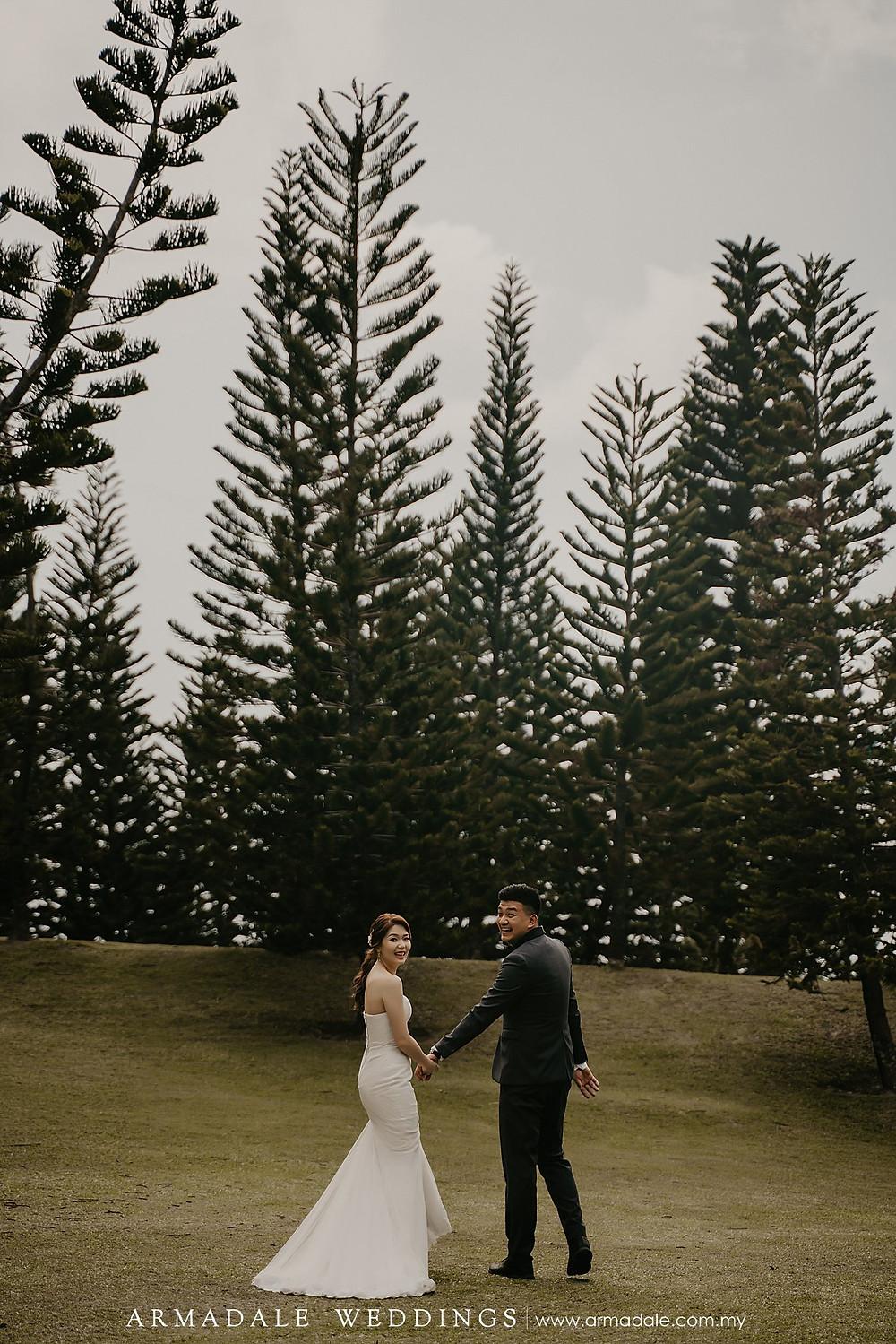 Taman Saujana Hijau, Malaysia Pre-Wedding