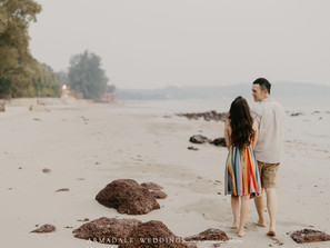 KL Pre-Wedding | Celebrating Shi Yi & Chin Yew