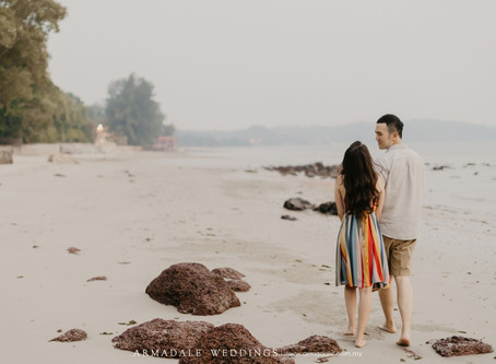 KL Pre-Wedding | Celebrating Shi Yi & Chin Yew
