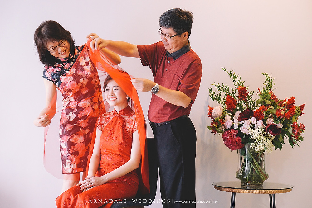 actual day chinese wedding