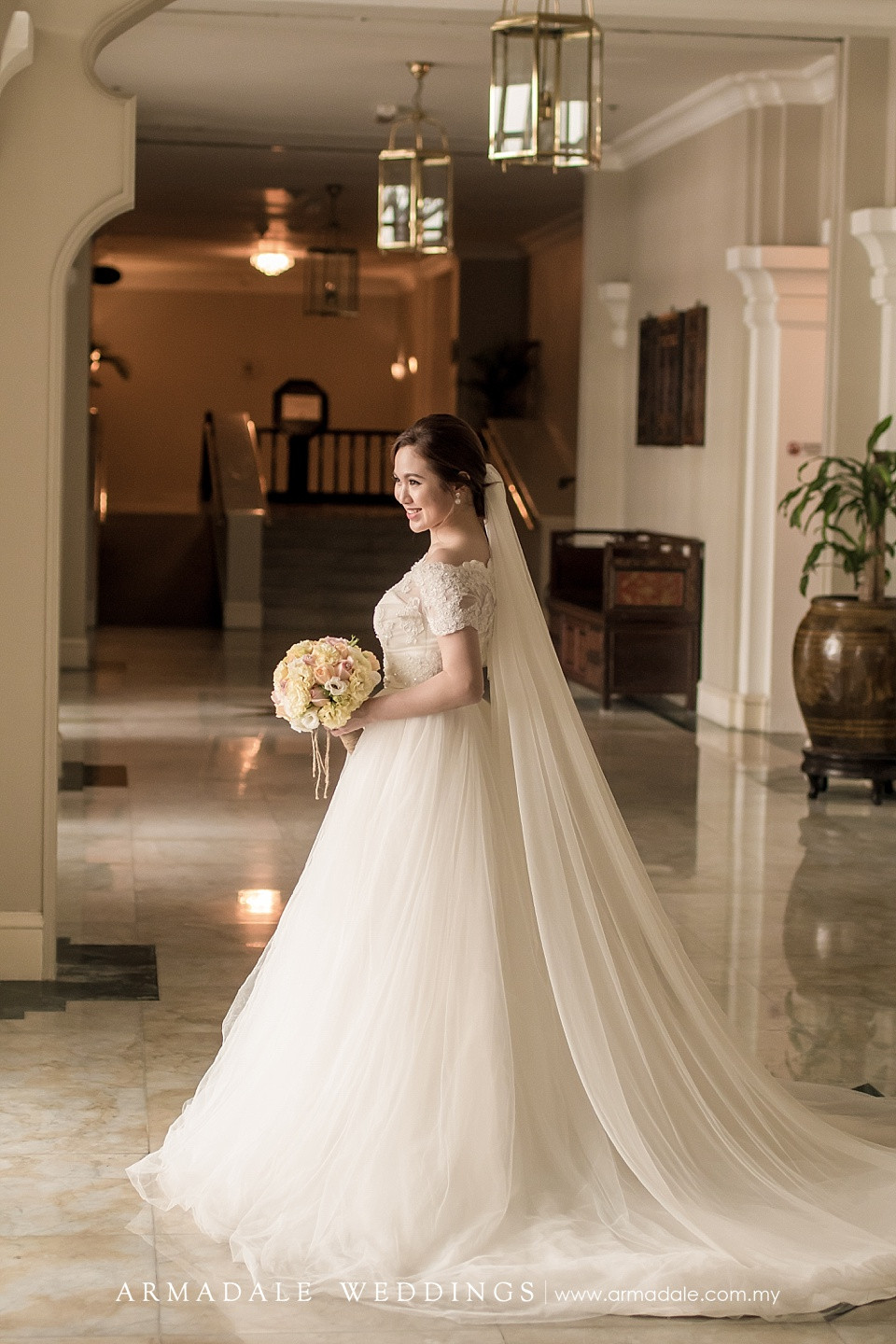 eastern & oriental hotel weddings