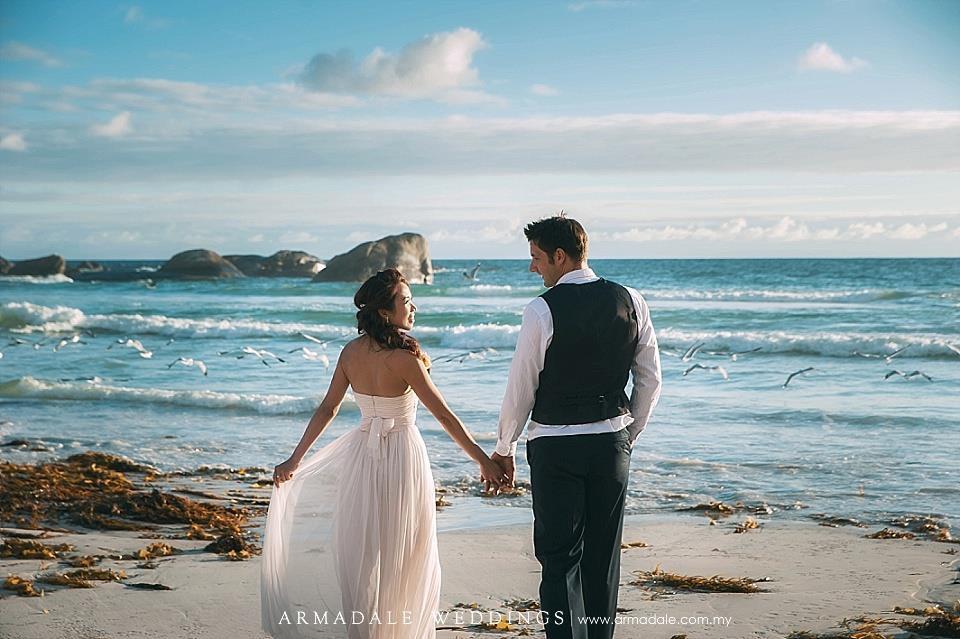 australia prewedding