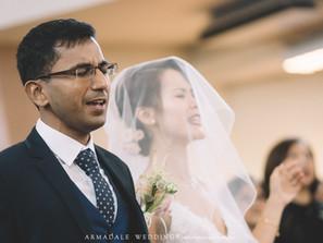 Church Wedding of Prichelle & Eric
