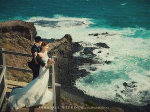Melbourne prewedding | Karen & Kelvin