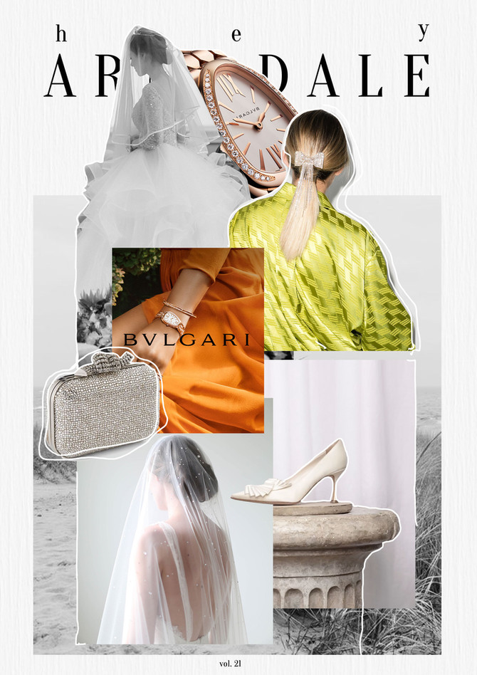 November Weekly Issue | Bridal Accessories Checklist to Glam Up On Your Big Day