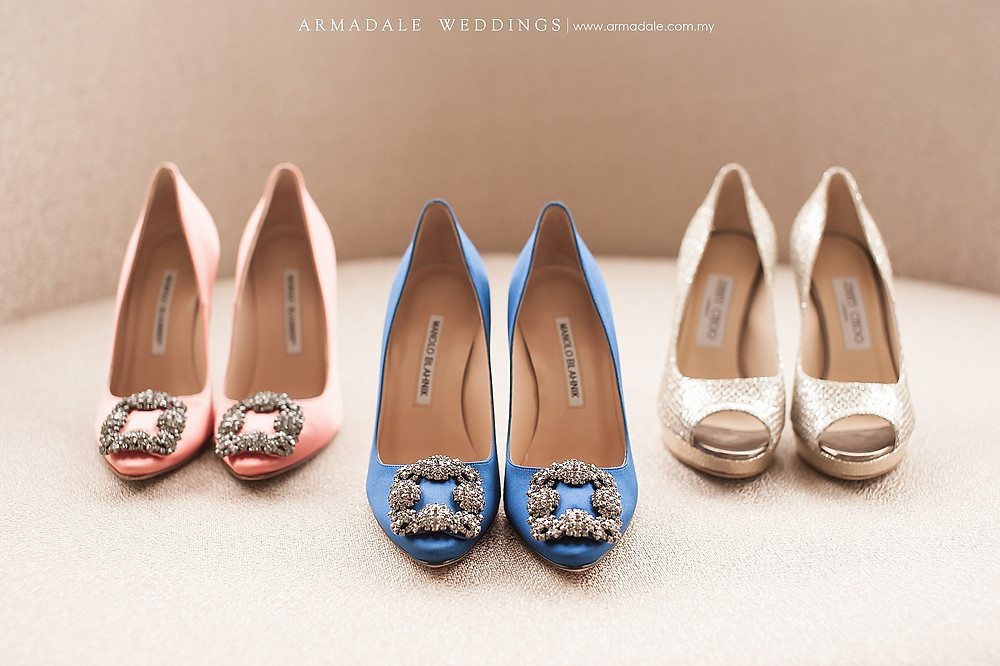 Wedding shoes trend