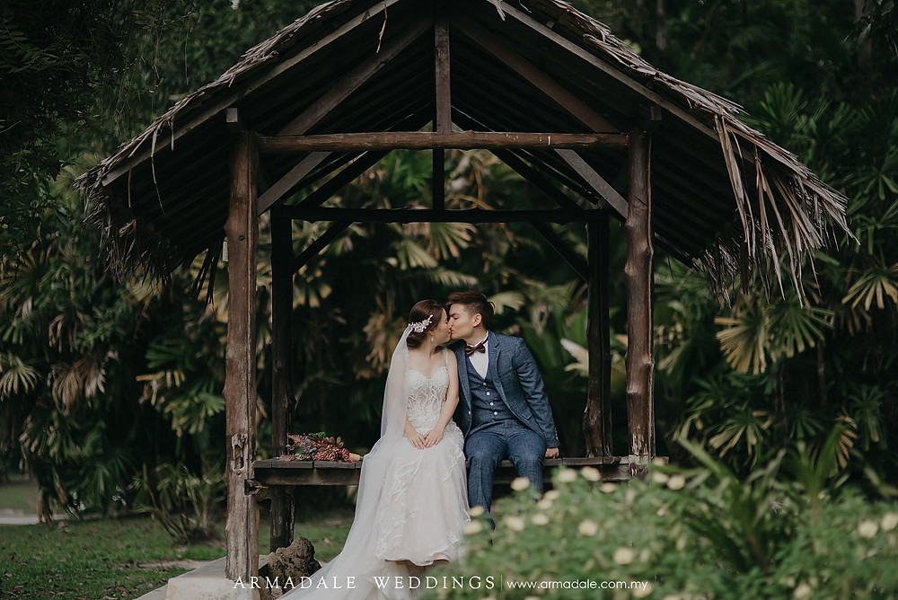 FRIM, Kepong Pre-Wedding