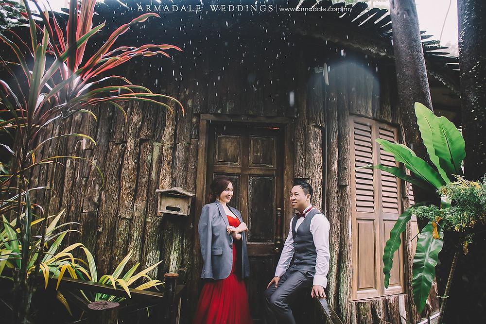Penang Pre-Wedding Location