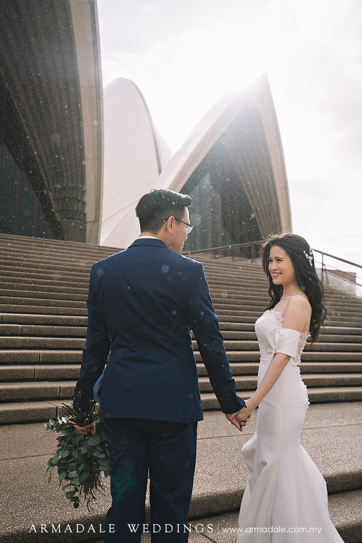 sydney australia prewedding