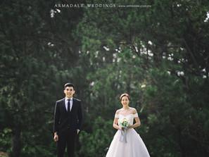 KL Pre-Wedding | Celebrating Benny & Shu Qing