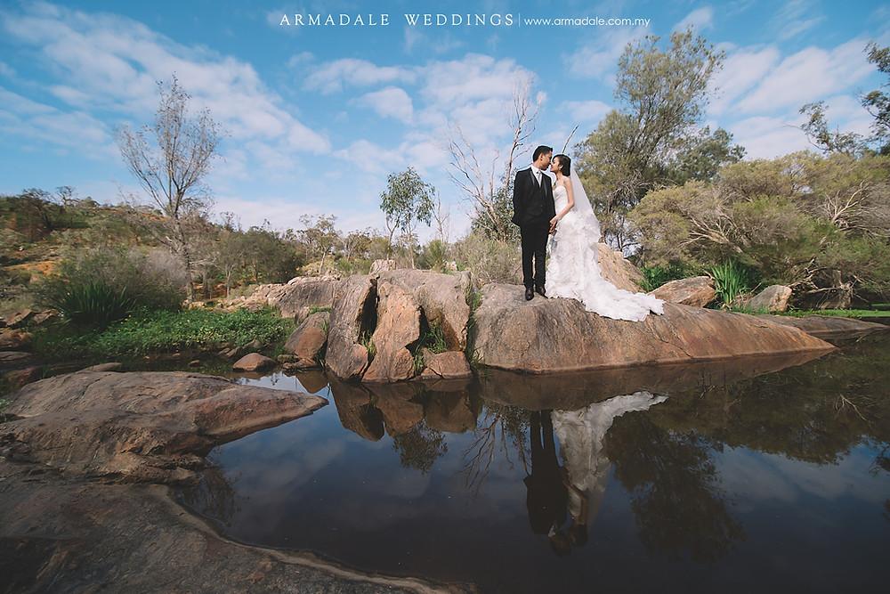 prewedding in perth australia