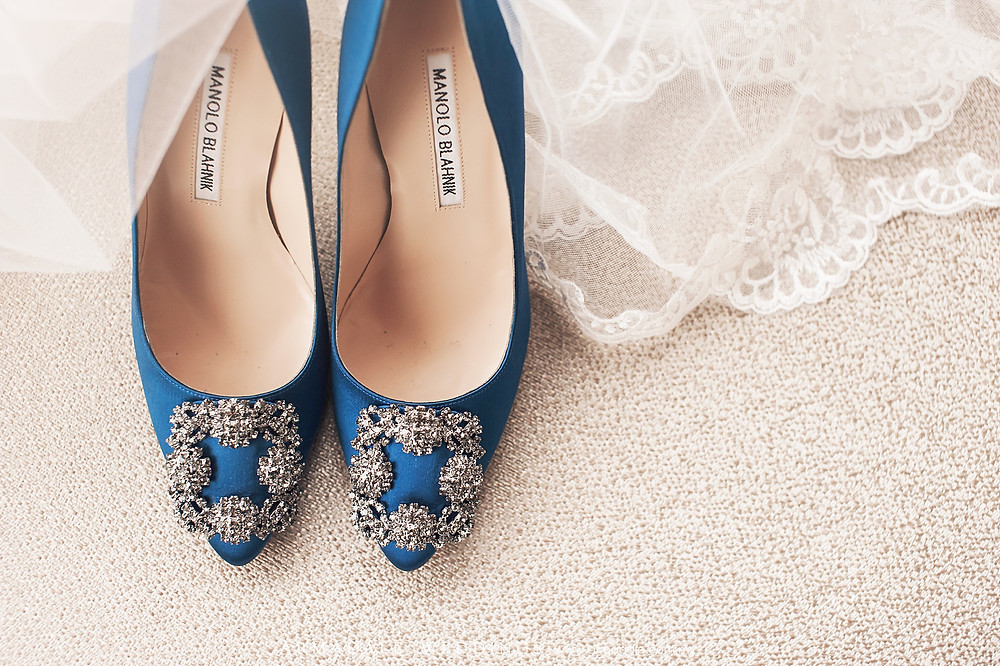wedding shoes manolo blahnik