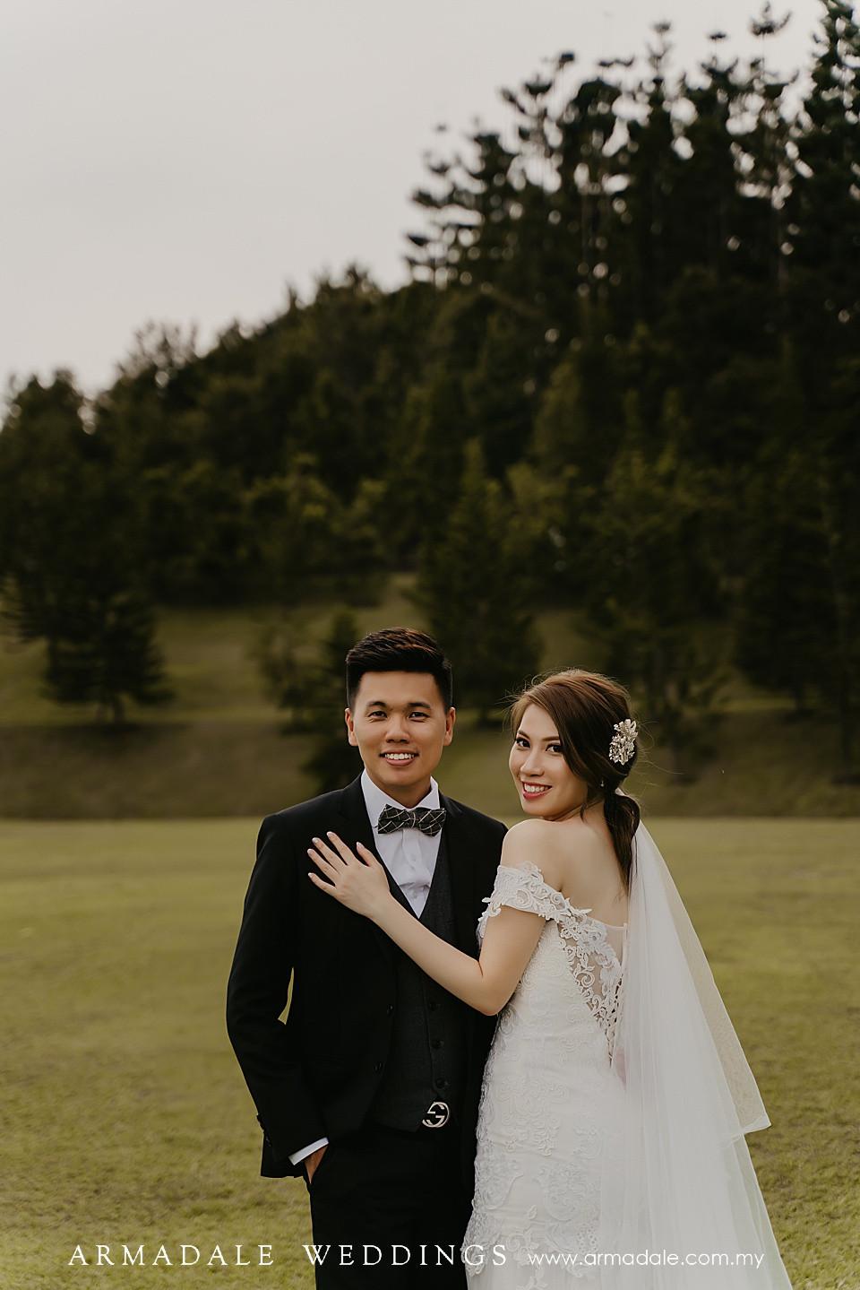 Pre-Wedding photoshoot in Putrajaya, KL