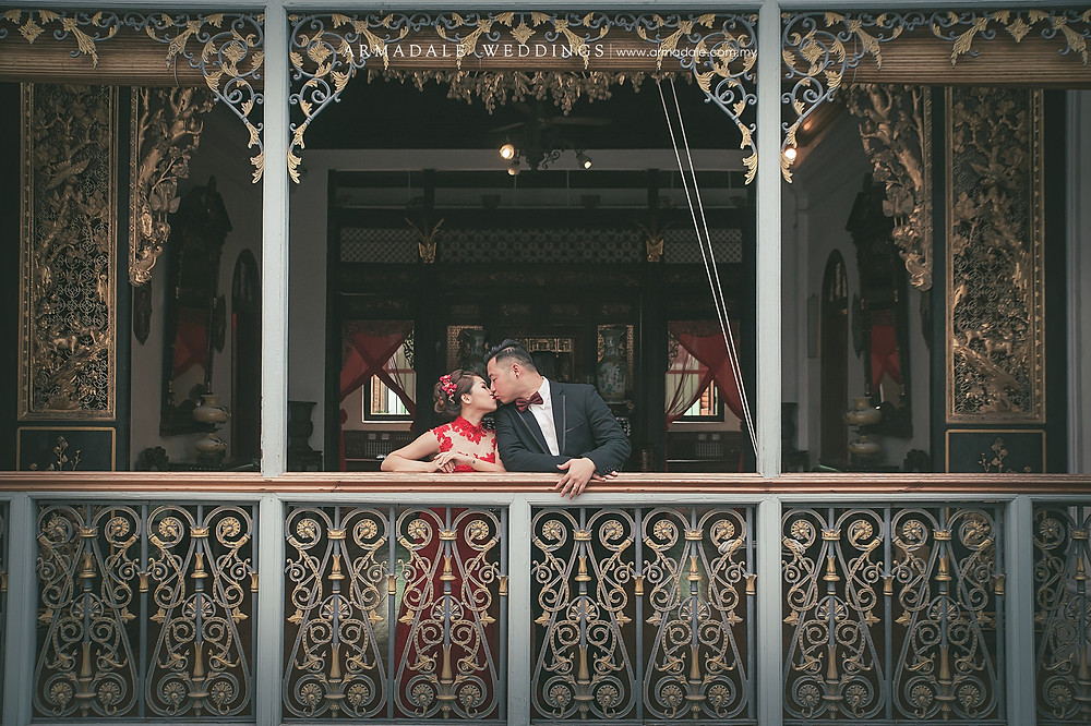 penang prewedding locations