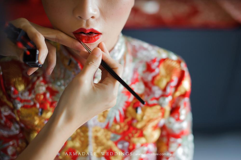 chinese wedding in Malaysia