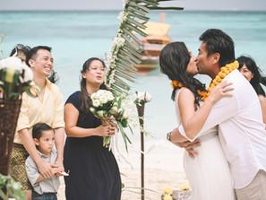Koh Lipe Beach Wedding | Raymond and Geraldine