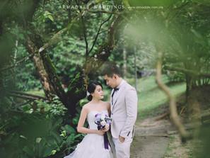 KL Pre-Wedding | Celebrating Nicole & Harris