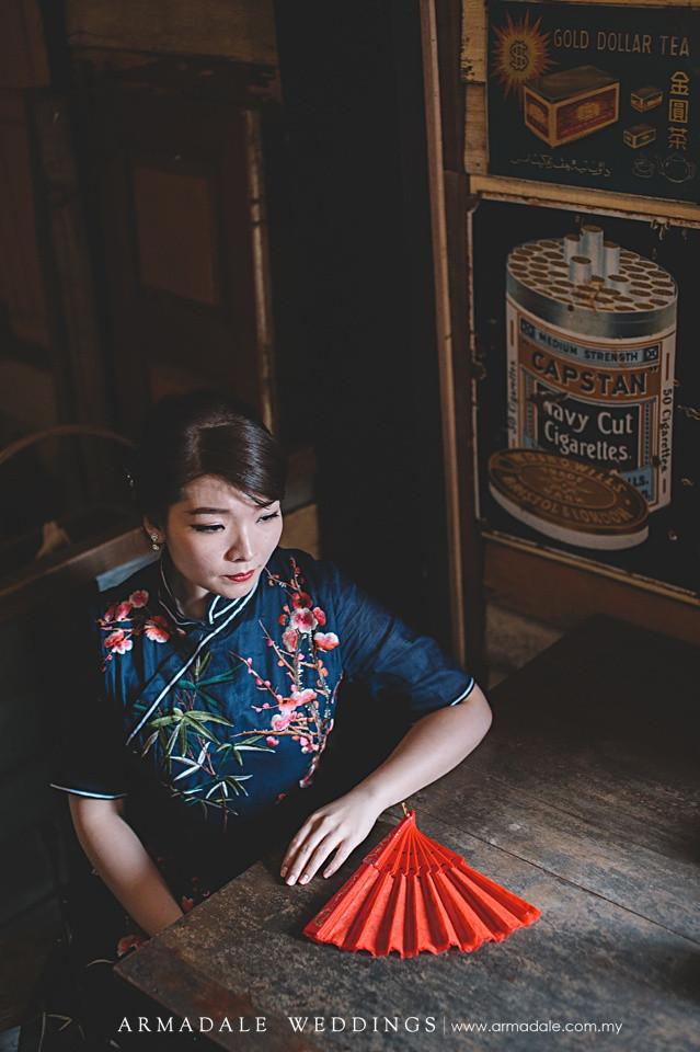 Oriental Prewedding