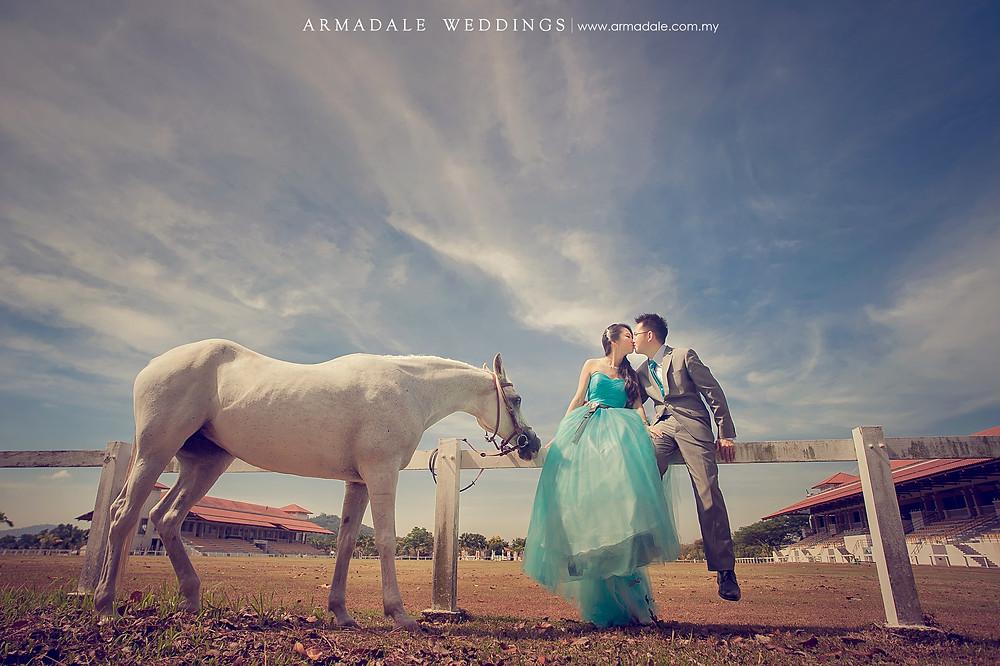 tiffany blue gown wedding
