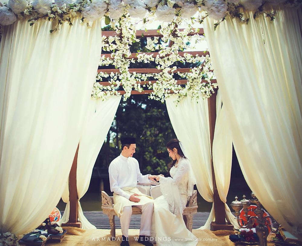 malay wedding gita bayu