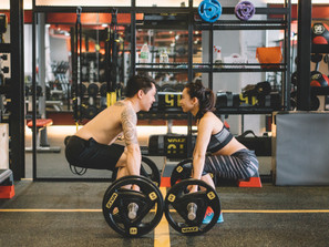 Train together, stay together | Wilcox & Elaine