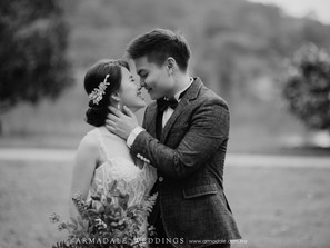 KL Pre-Wedding | Celebrating Ker Ying & Danny