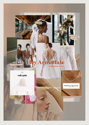 September Weekly Issue | Best Tips For Bohemian Wedding!