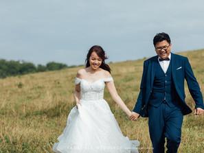 Pre-Wedding of Li Qing & Kwee Loong