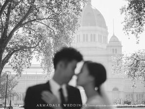 Pre-Wedding in Melbourne | Celebrating Ken & Desiree