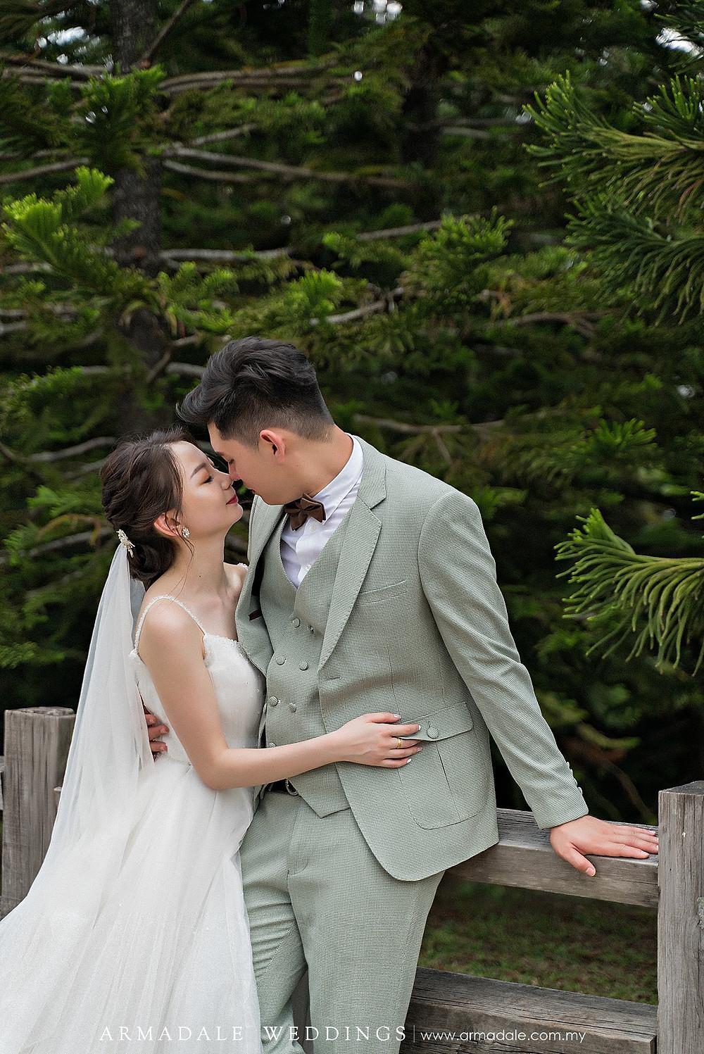 Taman Saujana Hijau Pre- Wedding