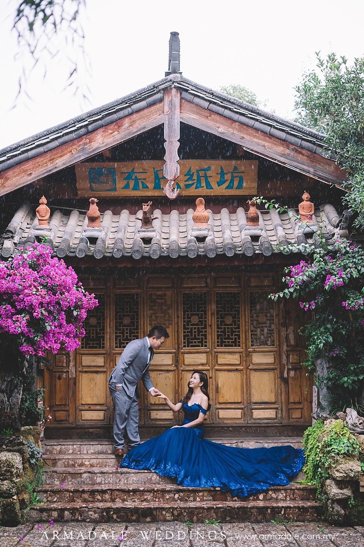 LiJang Pre-Wedding