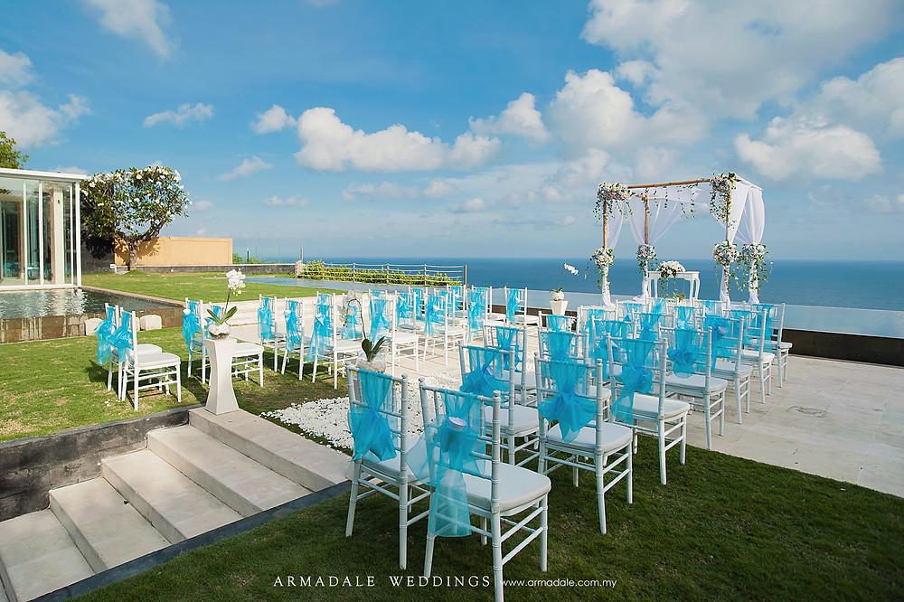 bali sanctus wedding