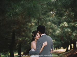KL Pre-Wedding | Celebrating Yun Shin & Chin Sern