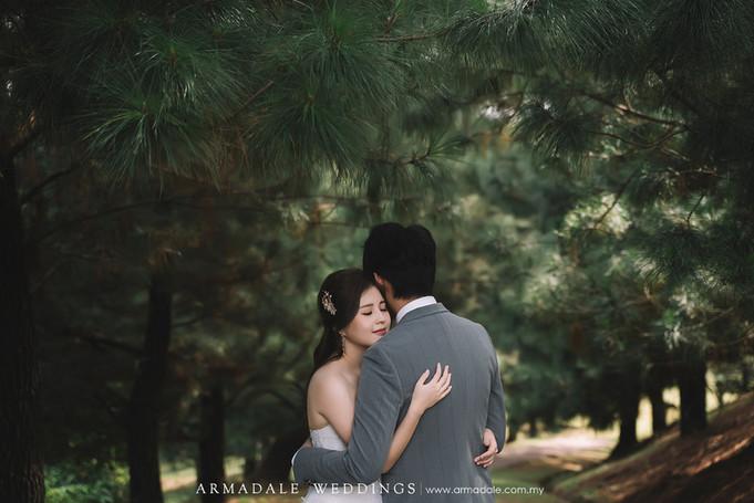 KL Pre-Wedding | Celebrating Yun Shin & Chin Sern