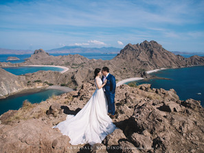 Pre-Wedding in Komodo Island | Christine & Ray