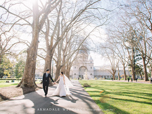 Melbourne Pre-Wedding | Celebrating Jessie & Chang