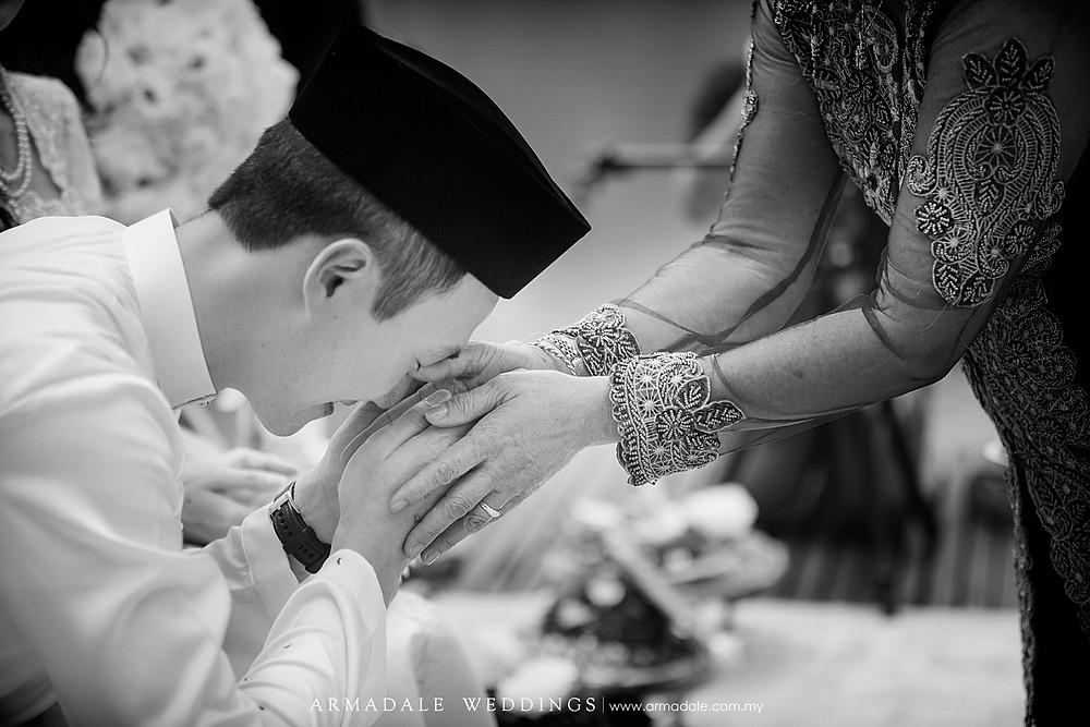 akad nikah wedding
