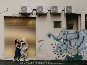 KL Pre-Wedding | Celebrating Ai Sing & Nai Quan