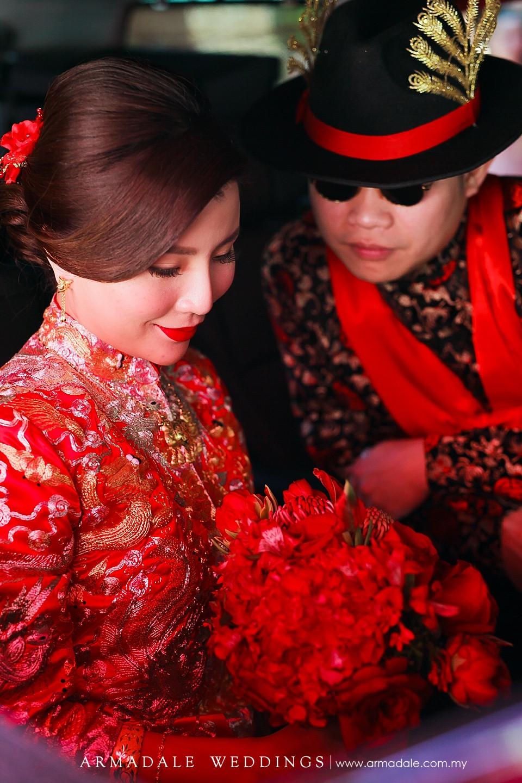 Malaysia chinese wedding