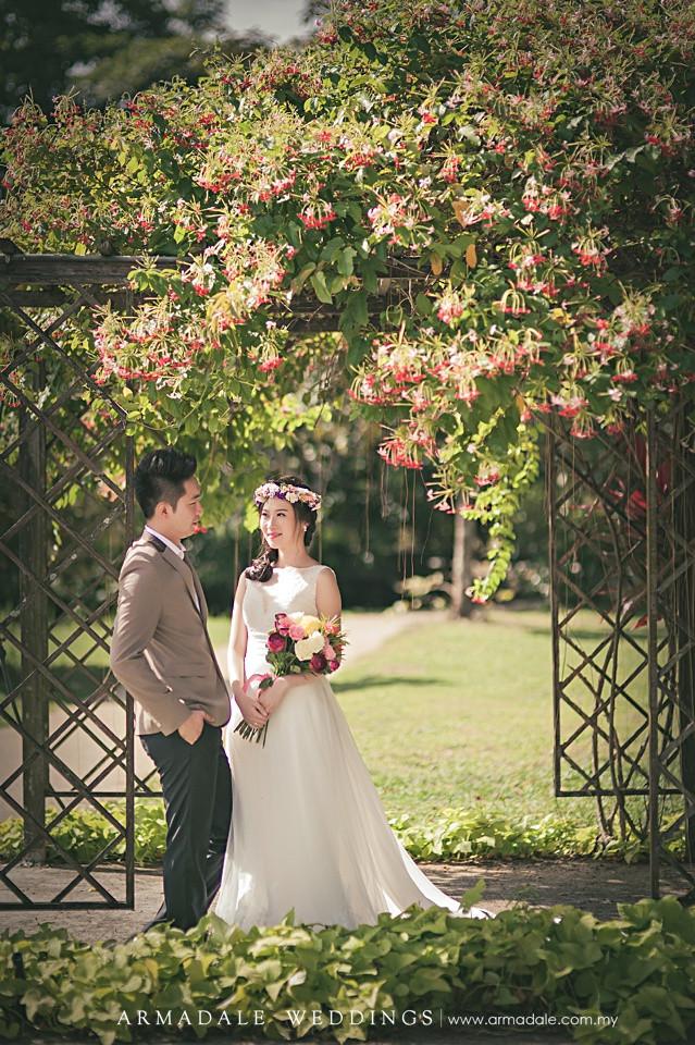 prewedding in malaysia