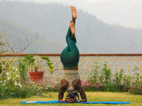 Yoga Class Theme: Increasing Proprioception