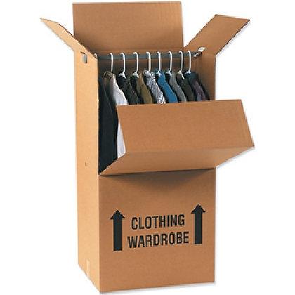 Wardrobe Cartons (per unit)