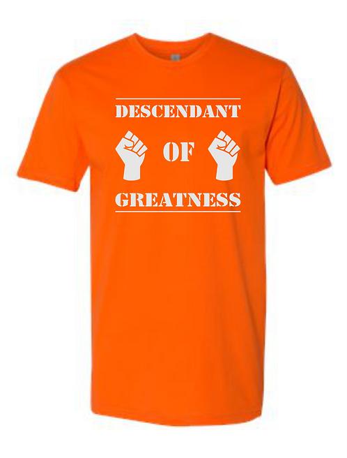 Descendant of Greatness