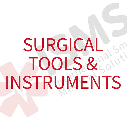 Surgical Tools & Instruments