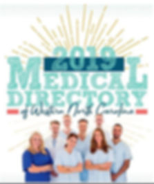 2019 Medical Directory of Western North